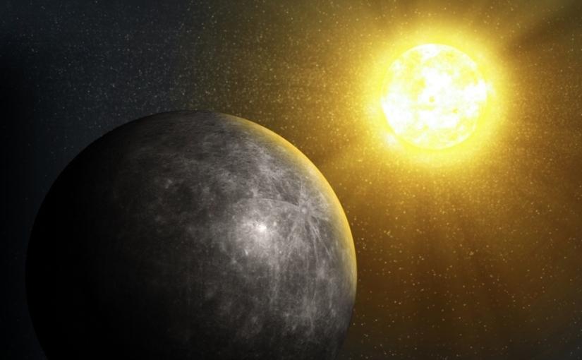 Mercurio rumbo alSol