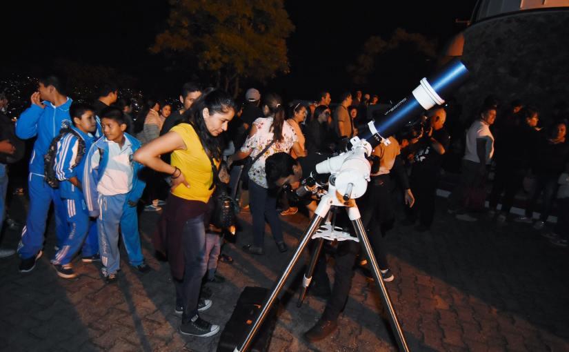 Organizaciones astronómicas