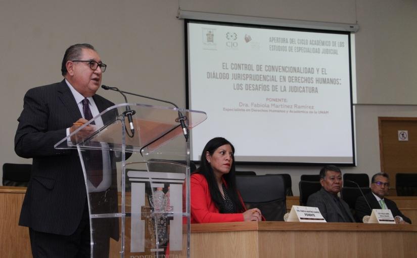 Cursan 145 profesionales del derecho estudios de especialización judicial delPJE