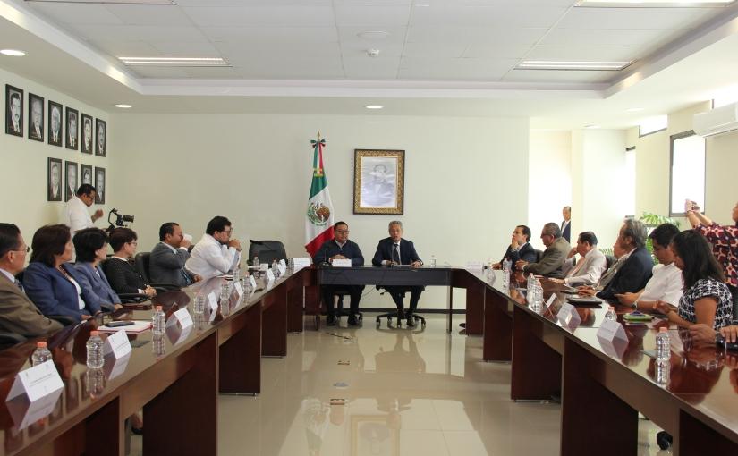 Administración de justicia con visión pluralista y garante de losDH