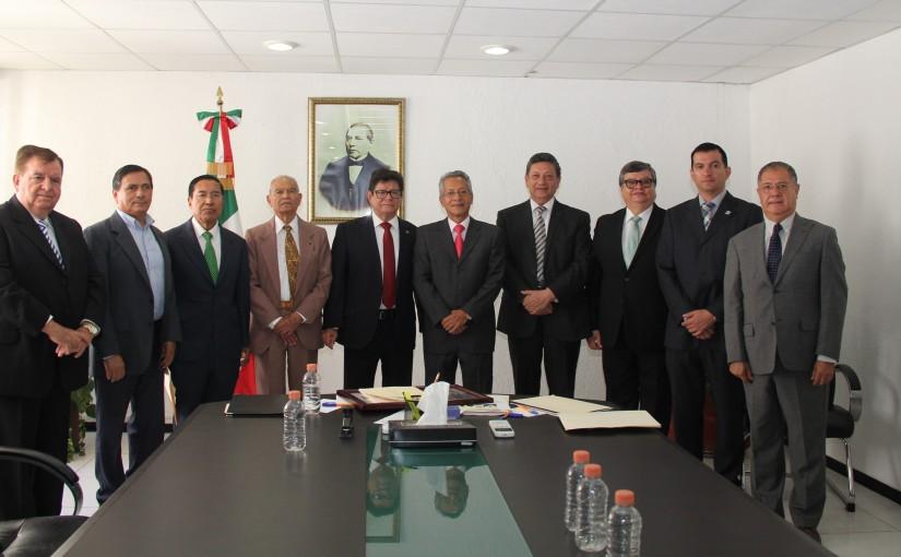 Poder Judicial y Colegio de Doctores en Derecho fortalecen colaboraciónacadémica