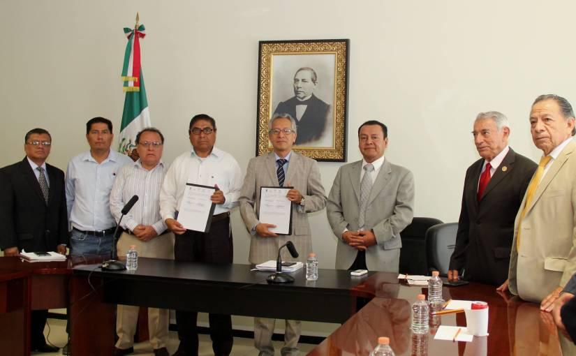 Poder Judicial y juristas de la Mixteca fortalecen profesionalización deabogados