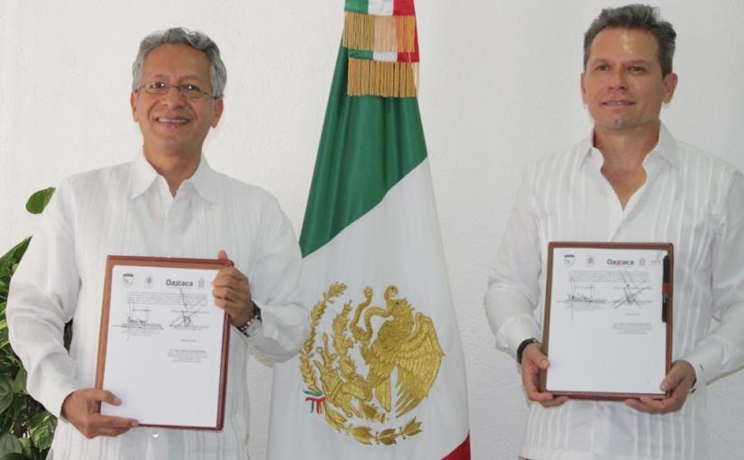 Firman convenio PJE y Secretariado Ejecutivo de Seguridad a favor de gruposvulnerables