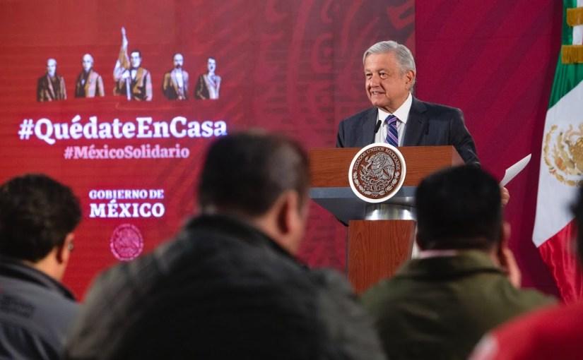 Crisis por Covid-19 debe poner fin a la era del 'feuderalismo' enMéxico