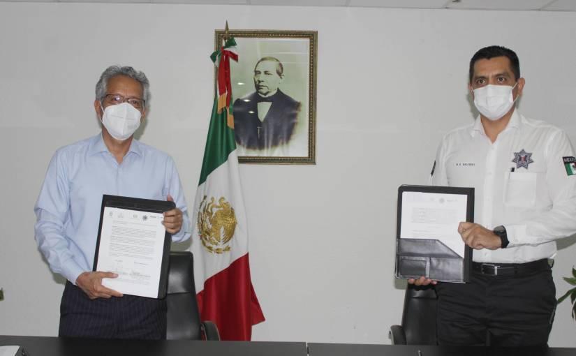 Fortalece Poder Judicial lazos de colaboración y coordinación interinstitucional conSSPO