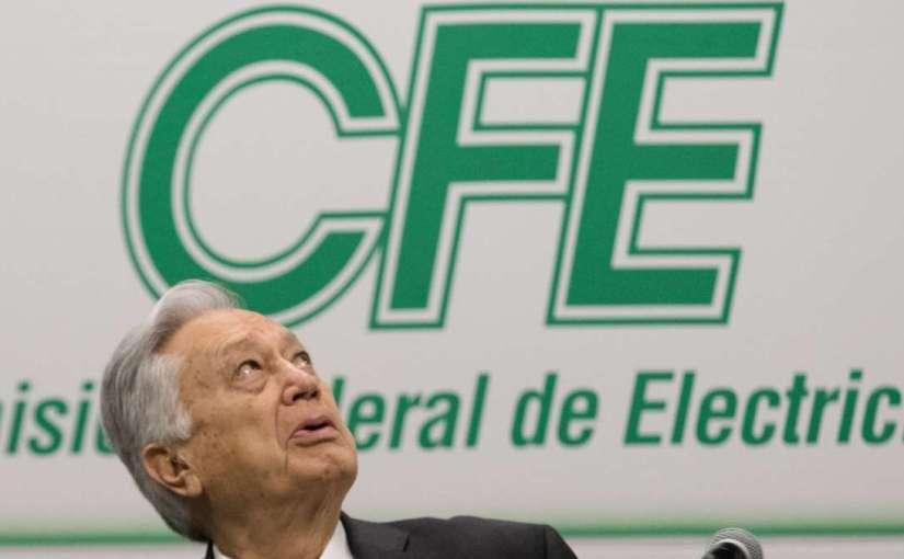 CFE por energíasobsoletas