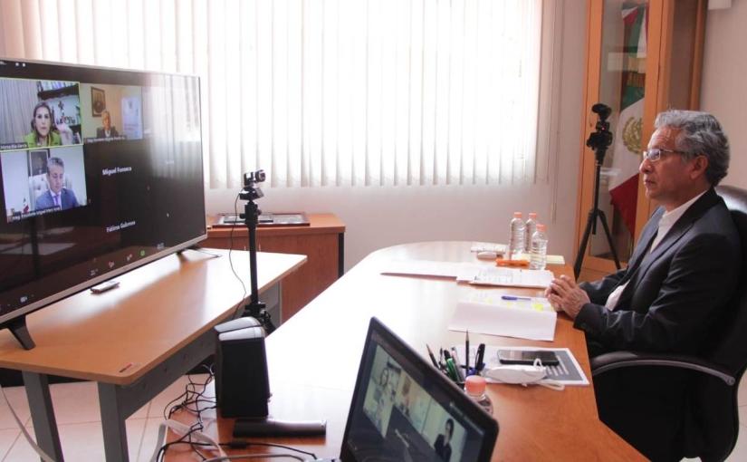 Reconoce Equis: justicia para las mujeres, labor del PJE durante contingenciasanitaria