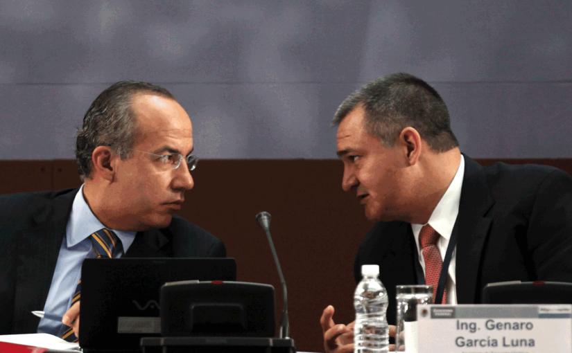 Don Rogelio, García Luna y… lo quefalta.