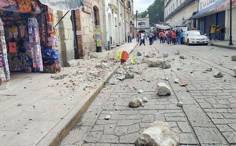 Terremotos que vienen