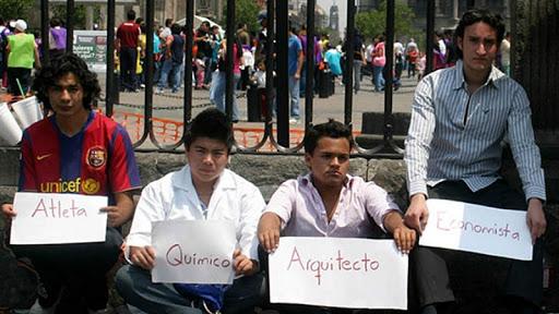 El COVID-19 y el desempleo juvenil enMéxico