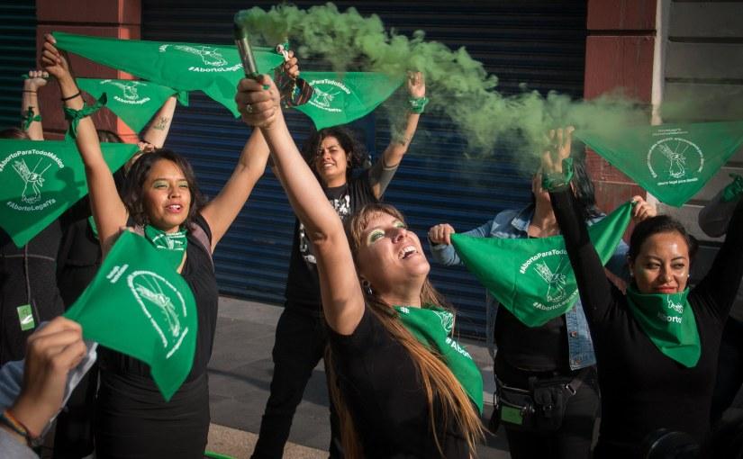 La sociedad civil organizada, la oposición que Méxiconecesita