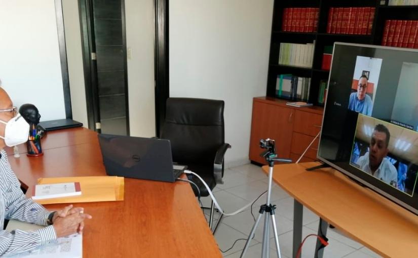 Revisa PJE con la SSPO acciones para continuar preliberaciones en elEstado