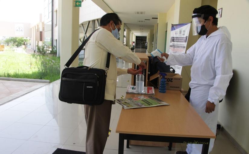 PJE amplía prórroga de suspensión de actividades jurisdiccionales