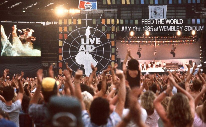 35 años de que la música cambió el destino de una parte delmundo