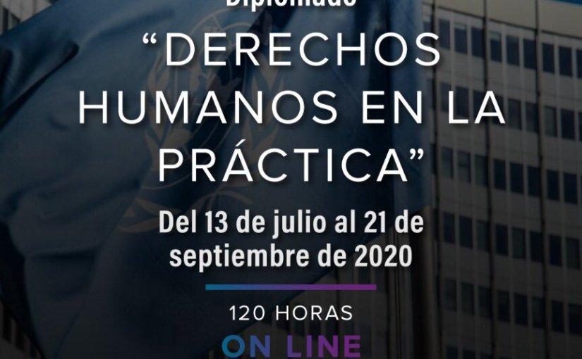 """Invita Poder Judicial al diplomado virtual gratuito """"Derechos humanos en lapráctica"""""""