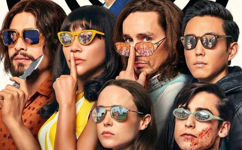"""La segunda temporada de """"The Umbrella Academy"""" y su gran'soundtrack'"""