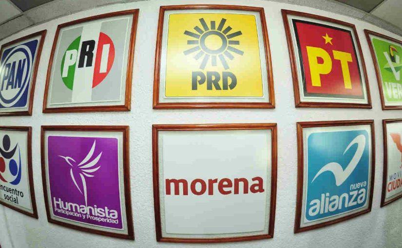 Los partidos políticos en México y sumoralidad