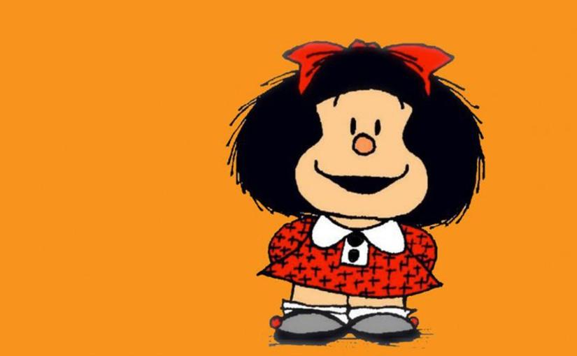 Condolencias a Mafalda