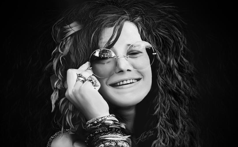 Janis Joplin en cinco temasindispensables