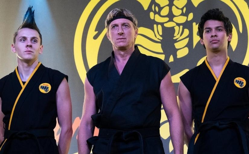 Cobra Kai: Karate Kid versión'millennial'