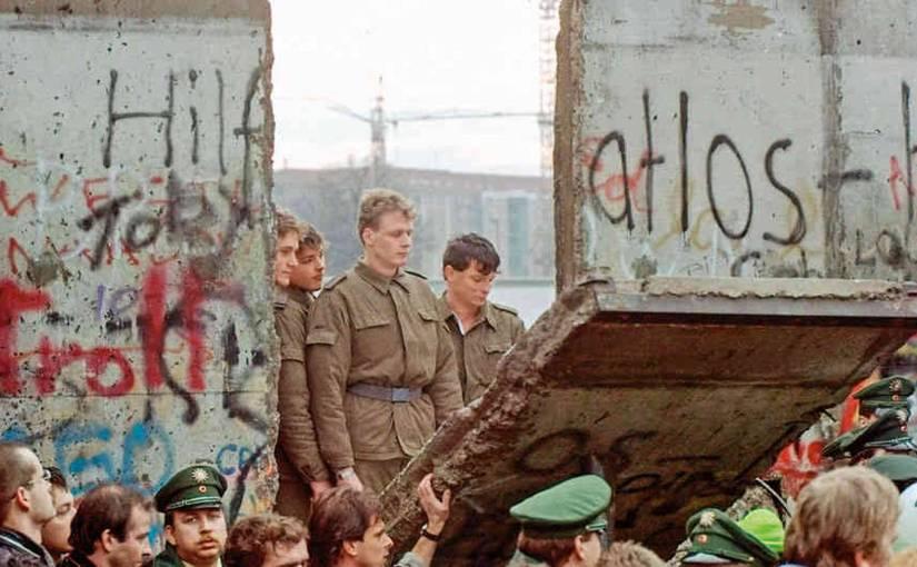 El muro de Berlín y la música queinspiró
