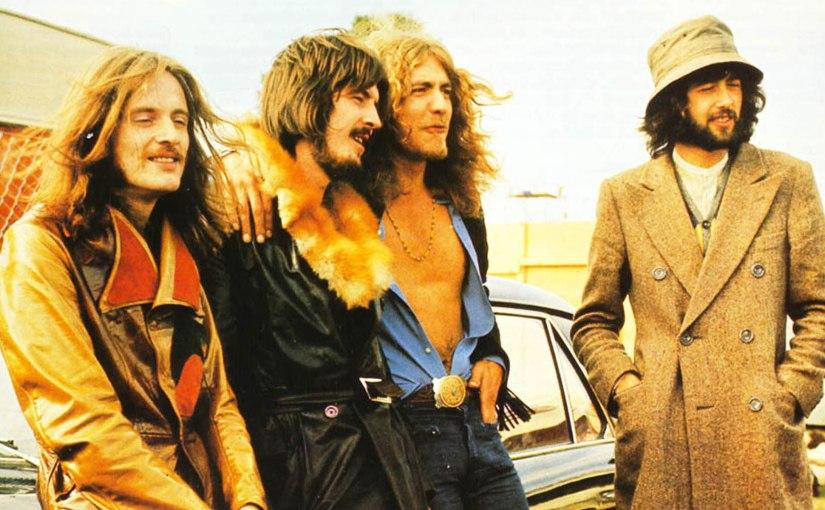Led Zeppelin y su obramaestra