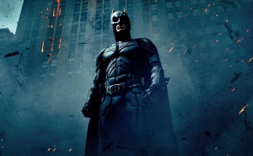 Y el mejor Batman del cinees…