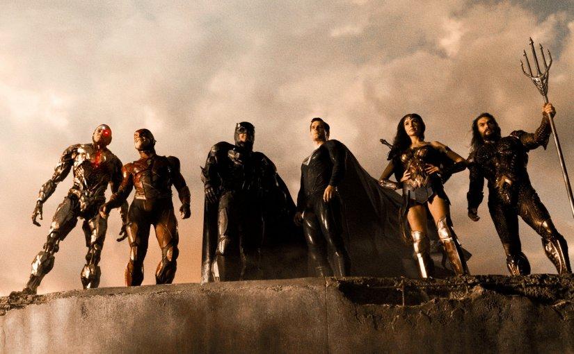 """""""Liga de la justicia de Zack Snyder"""" al rescate de la industriacinematográfica"""