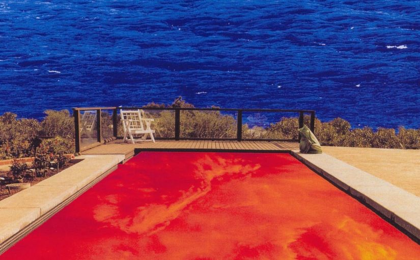 "22 años del descomunal álbum de ""Red Hot ChiliPeppers"""