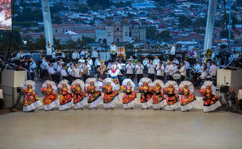 Celebrar Guelaguetza 2021