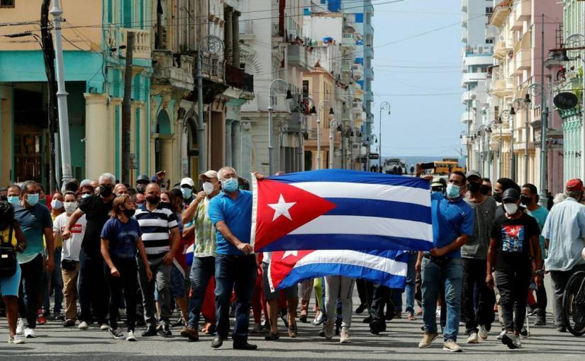 Cuba comunista